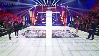"""'Adnight Show' promove a """"Batalha dos Apresentadores"""" - Anitta, Ana Furtado e Gui Santana participam de vários programas ao mesmo tempo"""