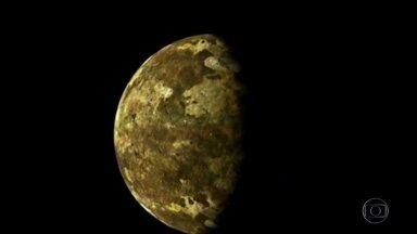 Nasa descobre mais um planeta no sistema Kepler-90 - Sistema passou a ser esse o único comprovadamente com o mesmo número de planetas do nosso Sistema Solar. Os cientistas descobriram um oitavo planeta orbitando uma estrela parecida com o Sol, que fica a 2.545 anos-luz da Terra.