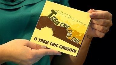Conheça o 'Trem Chique', grupo criado a partir de programa municipal que valoriza 3ª idade - Resultado desse encontro é destaque no Globo Horizonte.