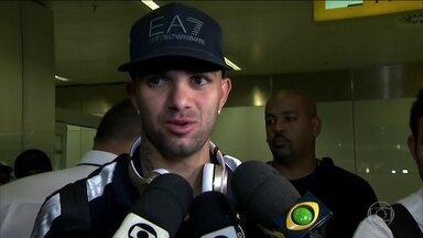 Luan rebate criticas sobre atuação na final do Mundial de Clubes - Grêmio foi derrotado pelo Real Madrid por 1 a 0.