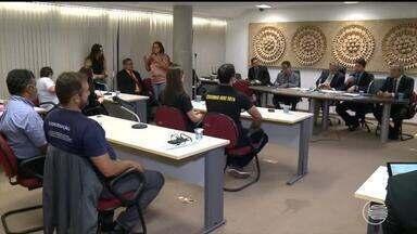 Audiência discute situação do sistema prisional do Piauí - Audiência discute situação do sistema prisional do Piauí