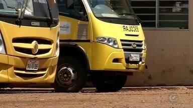 Fiscalização verifica falta de investimento para conservação de veículos escolares - Uma fiscalização realizada pelo Tribunal de Contas verificou que os municípios do noroeste paulista não estão investindo na conservação de veículos escolares.