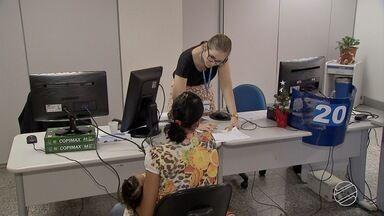 Trabalhadores de MS podem começar a usar o sistema digital do INSS - Antes todos os documentos precisavam ser copiados e autenticados pelo atendente do INSS. Agora com o projeto do INSS digital, eles são digitalizados e encaminhados para análise.