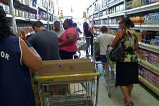 Associação Brasileira de Supermercados mostra que vendas devem aumentar - Mais de 8% em relação ao mesmo período do ano passado.