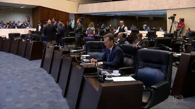 Assembleia vota o orçamento do Paraná para 2018 - Os deputados estaduais aprovaram a previsão de gastos do governo no ano que vem.