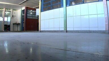 Prefeitura de Goiânia anuncia liberação de verbas apra reformas Cmeis - Uma das unidades de educação municipal foi arrombada e assaltada nesta madrugada.