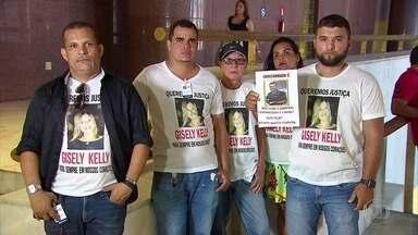 Audiência reúne testemunhas de defesa e acusação de assassinato de Gisely Kelly - Crime ocorreu no bairro do Rosarinho, na Zona Norte do Recife.