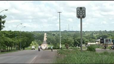 Quase 20 radares estão sem funcionar em rodovias do Tocantins - Quase 20 radares estão sem funcionar em rodovias do Tocantins