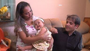 Conheça Carol Cagnin e a família de Adriana Dias - Ana Maria conta que a maioria dos brasileiros não tem reserva financeira