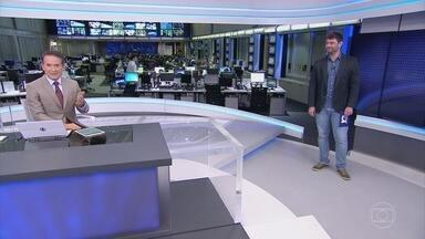Jornal da Globo – Edição de Quarta-feira, 20/12/2017 - As notícias do dia com a análise de comentaristas, espaço para a crônica e opinião.