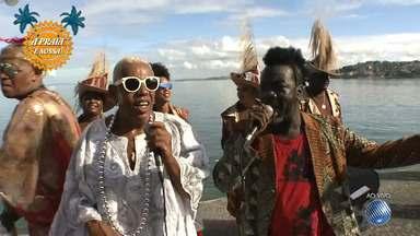 Músicos do Cortejo Afro apresentam os projetos para o verão baiano - O Cortejo é um dos convidados do JM desta quinta (21).