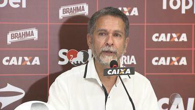 Presidente e diretor do Vitória falam sobre o planejamento para 2018 - Confira as notícias do rubro-negro baiano.