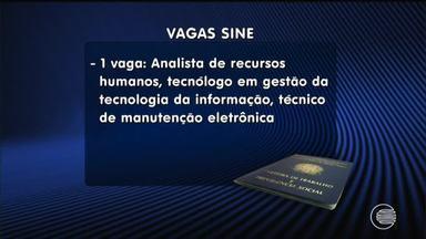 Confira as vagas de emprego no Sine - Confira as vagas de emprego no Sine