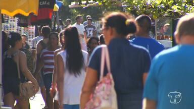 Horário especial em lojas do centro e shoppings neste fim de ano, em Santarém - Confira os horários de funcionamento dos shoppings da cidade e do centro comercial no Natal e Ano Novo.