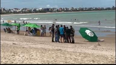 Turista morre afogada após conhecer o mar pela primeira vez em João Pessoa - Ela é de Minas Gerais e estava com a família quando se afogou.