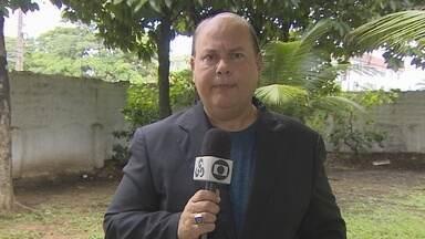 Três pessoas estão desaparecidas desde quinta-feira na área rural de Camutama, no Amazonas - Marcelo Winter.