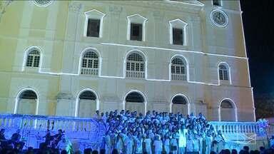 Em São Luís, a cantata natalina reuniu cantores líricos e grupos de canto coral - undefined