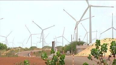 Brasil pode se tornar o primeiro país do mundo a cobrar royalties do vento - A produção de energia eólica foi a que mais cresceu nos últimos cinco anos. E tem gente que vê nisso uma oportunidade de arrecadação.