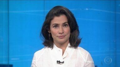 Embaixadora americana na ONU anuncia cortes de US$ 285 milhões - Francisco propôs a reflexão sobre a situação no Oriente Médio. Região vive em tensão depois do anúncio dos EUA de transferir a embaixada americana para Jerusalém.