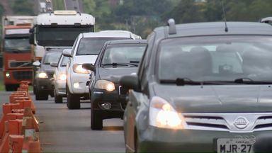 Polícia Rodoviária Federal divulga balanço da Operação Natal - Quatro pessoas ficaram feridas em quatro acidentes nas estradas da região de Foz.