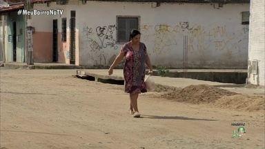 Buraco que tomava rua no Quitinho Cunha é reparado após visita do Meu Bairro na TV - Confira outras notícias em G1.globo.com/ce