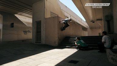 Skate E Amigos Em Porto Alegre