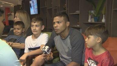 De férias em Manaus, Bibiano Fernandes já tem nova luta marcada no One FC - Amazonense enfrenatrá Martin Nguyen, em março do ano que vem, na Tailândia.