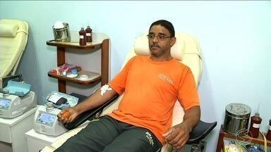 Número baixo de doações de sangue preocupa Hemonúcleo de Barra Mansa - Fim do ano é a época em que os hemonúcleos mais precisam de doações.
