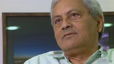 Irmão de José Melo é citando em investigação sobre desvio de verbas no AM - A Polícia Federal diz ele usava da influência para ajudar Mohamad Moustafá em transações bancárias e outros assuntos, como a liberação da Arena da Amazônia para eventos.