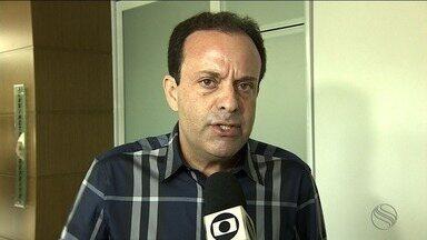 André Moura afirma que Temer libera empréstimos só depois da reforma da Previdência - Líder do Governo no Congresso deu entrevista à TV Sergipe.