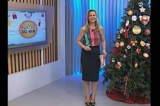 Seguem até o dia 06/01 as doações para a Campanha Natal do Bem - Doe alimentos nos pontos de coleta na TV, Lar do Idoso e supermercados.