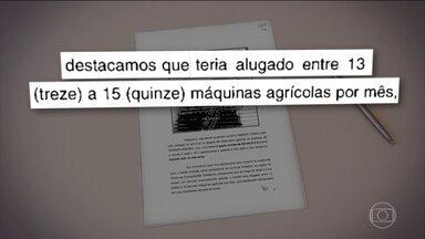 Governo quer manter distante e em silêncio Geddel Vieira Lima - Os investigadores da PF encontraram documentos na casa da mãe de Geddel que seriam indícios de lavagem de dinheiro em fazendas da família.