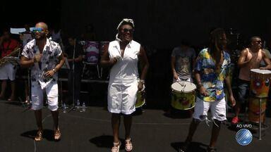 Festival da Virada: confira a programação de shows deste sábado (30) - A banda Timbalada é uma das atrações e participa do BMD, diretamente da orla da Boca do Rio.