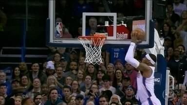 Veja como foi a última semana do ano da NBA - Confira lances incríveis do basquete norte-americano desta semana.