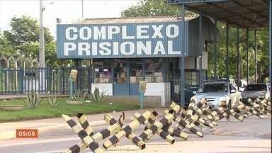 Comissão do Judiciário vistoria presídio onde nove presos foram mortos em GO - As conclusões sobre a precariedade do presídio já estavam num relatório de 2014 do Conselho Nacional de Justiça.