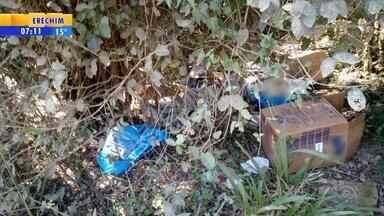 Líder de templo satânico é preso suspeito da morte de duas crianças no RS - Outros dois homens foram presos. Corpos das vítimas foram encontrados esquartejados em setembro de 2017. Delegado diz que há indícios de ritual macabro no crime.