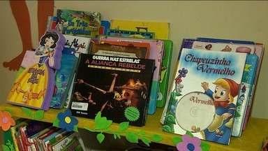 Biblioteca Infantil Aglaé Fontes de Alencar tem programação especial - Biblioteca Infantil Aglaé Fontes de Alencar tem programação especial.