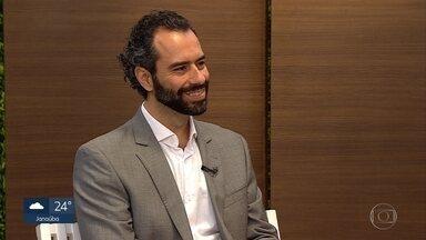 Entenda o que a falta de hormônios pode causar no organismo - Veja entrevista com o endocrinologista Paulo Miranda.