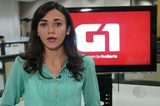 Rapaz de 22 anos é atropelado na Rodovia Ayrton Senna - Confira os destaques do G1 nesta quinta-feira (4).
