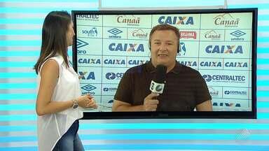 GE traz as novidades do início de temporada para Bahia e Vitória - Veja na chamada do esporte no Bahia Meio Dia.