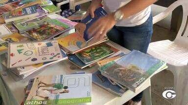 Feira de Livro do Sesc termina nesta quinta-feira em Maceió - Evento está sendo realizado no bairro do Poço.