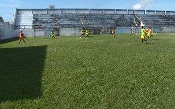 Equipe do São Mateus se prepara para o Capixabão 2018 - Primeira rodada será no dia 20 de janeiro.