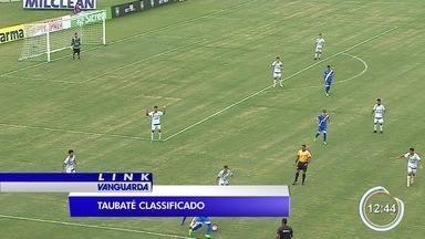 Taubaté goleia Luverdense e avança ao mata-mata da Copinha; veja gols - Com gols de Tatá, Lucas Grossi e Erik, Burrinho conquista a segunda vitória na competição.