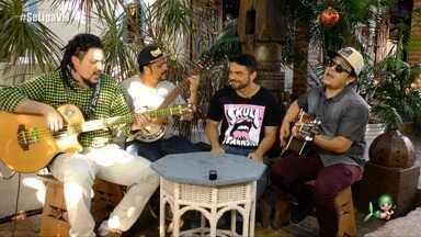 Papo musical com a banda Donaleda - Daniel Viana entrevista os músicos com direito a um desafio culinário bem diferente