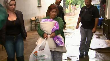 Maria Paraguaia presta depoimento à Polícia Federal - Ela está presa desde outubro depois que três menores paraguaios foram encontrados com ela.