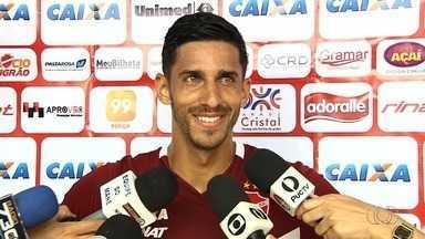 Geovane se prepara para uma nova temporada e sonha alto no Vila - Volante é um dos destaques do elenco do Tigre