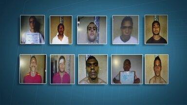 Dez detentos fogem da Penitenciária de Luziânia - Neste sábado (6), dez presos fugiram da Penitenciária de Luziânia, no Entorno. A fuga aconteceu durante o banho de sol.