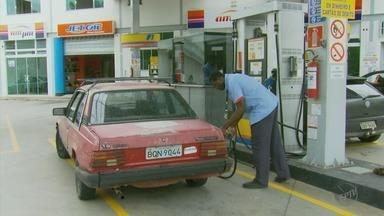 Alta no preço dos combustíveis faz consumidores buscarem economia no Sul de MG - Alta no preço dos combustíveis faz consumidores buscarem economia no Sul de MG