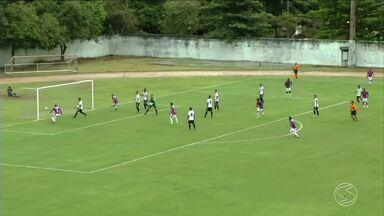 Resende não consegue passar pelo Bonsucesso e se complica na seletiva para carioca - Time perdeu por 4x2 no Estádio do Trabalhador.