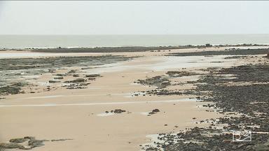 Aumenta a criminalidade na orla marítima de São Luís - Semana passada um empresário passou por um sufoco enquanto pedalava em um trecho da praia.